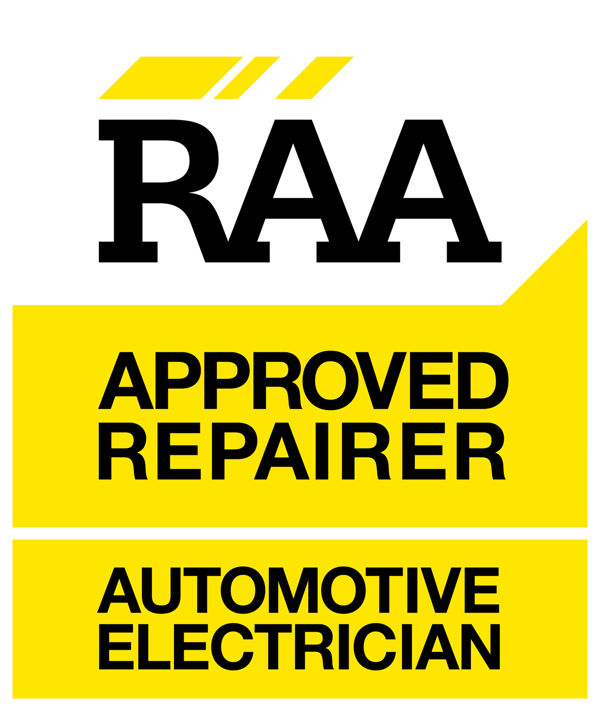 RAA Approved Repairer - Automotive Electrician